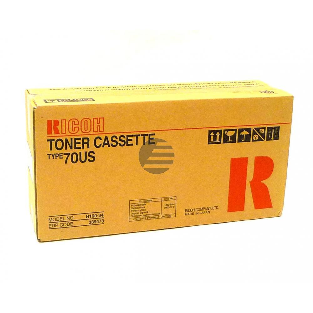 Ricoh Toner-Kartusche schwarz (339474, TYPE-70)