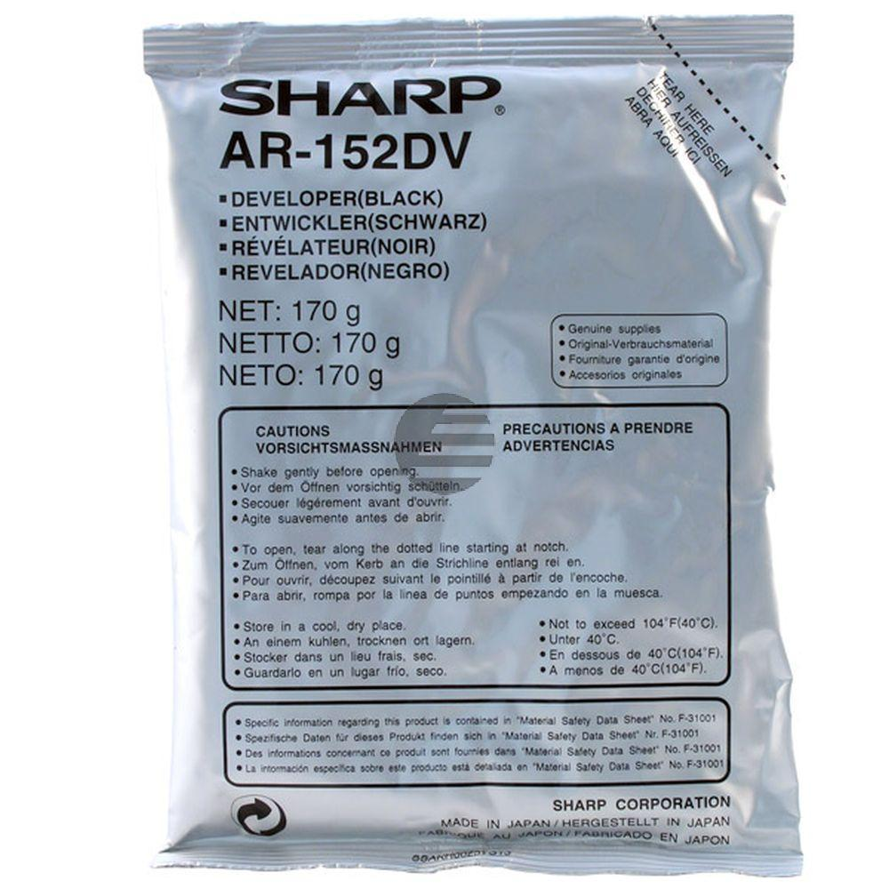 Sharp Entwickler (AR-152DV) ersetzt B0403