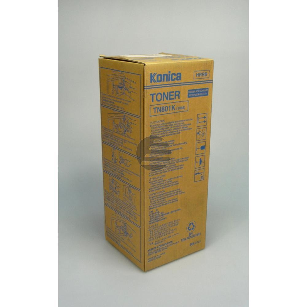 Minolta Toner-Kit schwarz (8937-808-000, MT-802B)