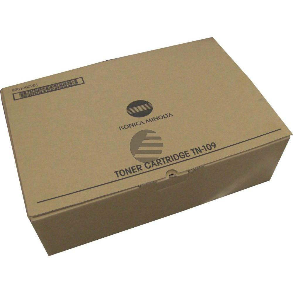 Konica Minolta Toner-Kit schwarz (9961-000-251, TN-109)
