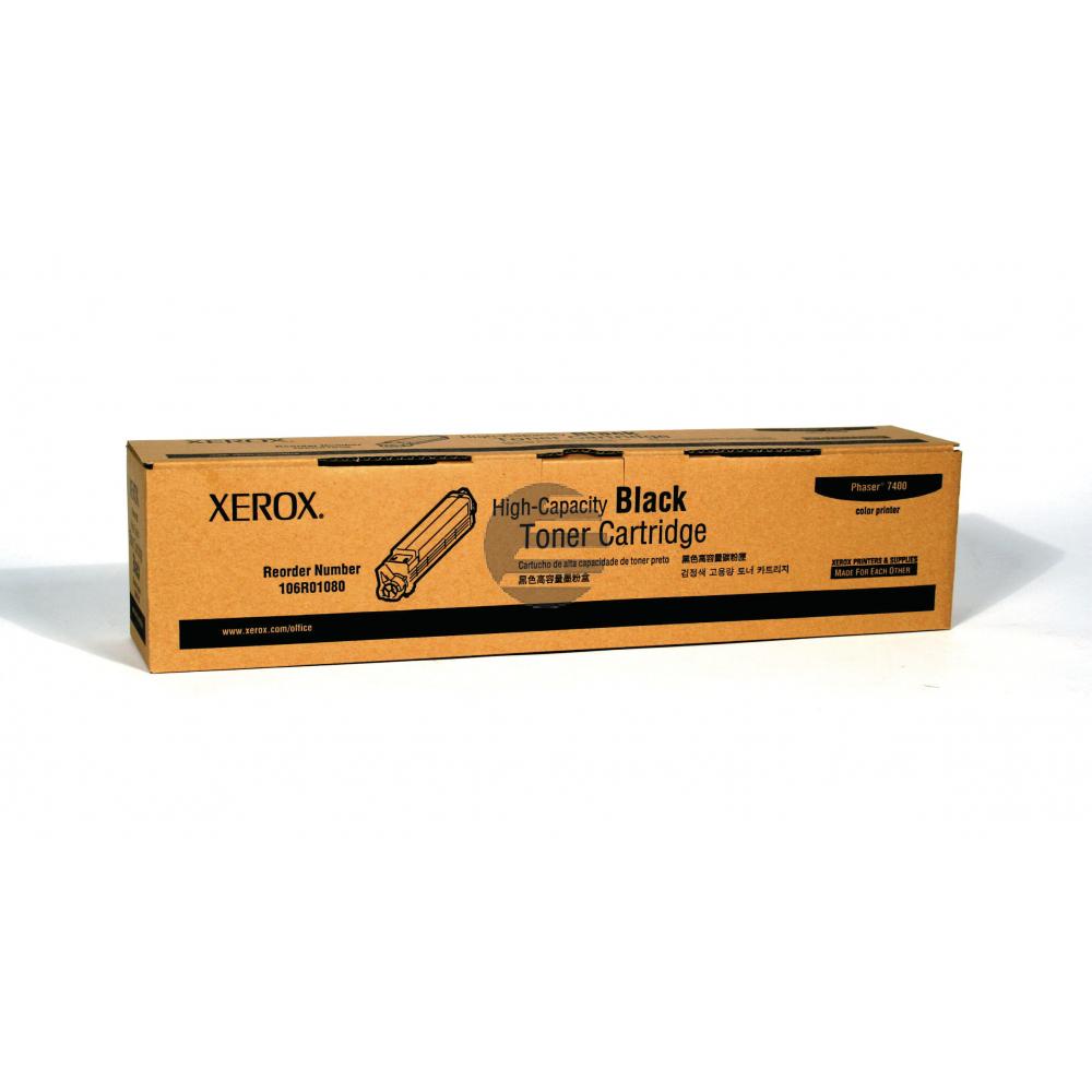Xerox Toner-Kit schwarz (106R01080)