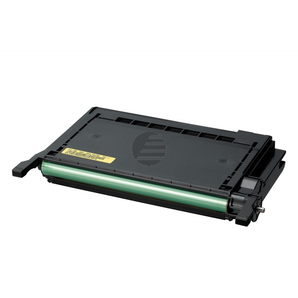 Samsung Toner-Kartusche gelb (CLP-Y600A, Y600)
