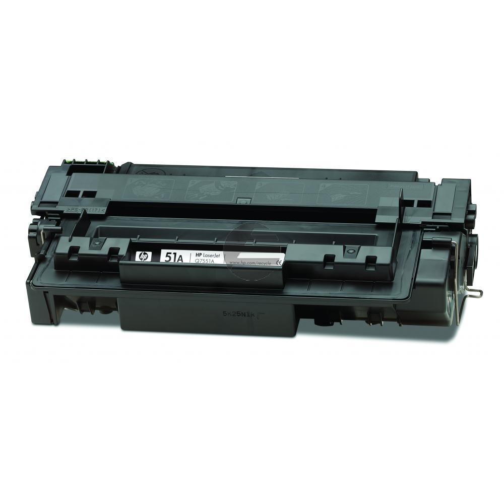 HP Toner-Kartusche schwarz (Q7551A, 51A)