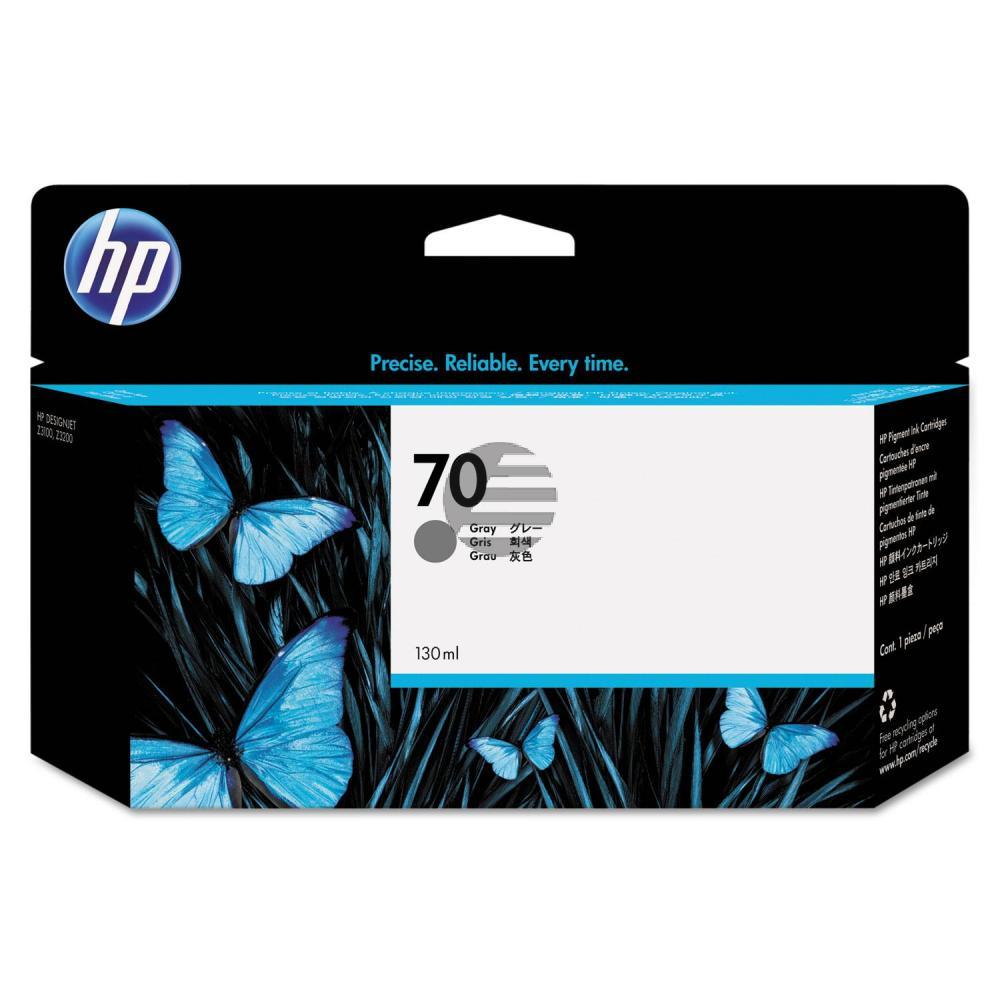 HP Tintenpatrone grau (C9450A, 70)