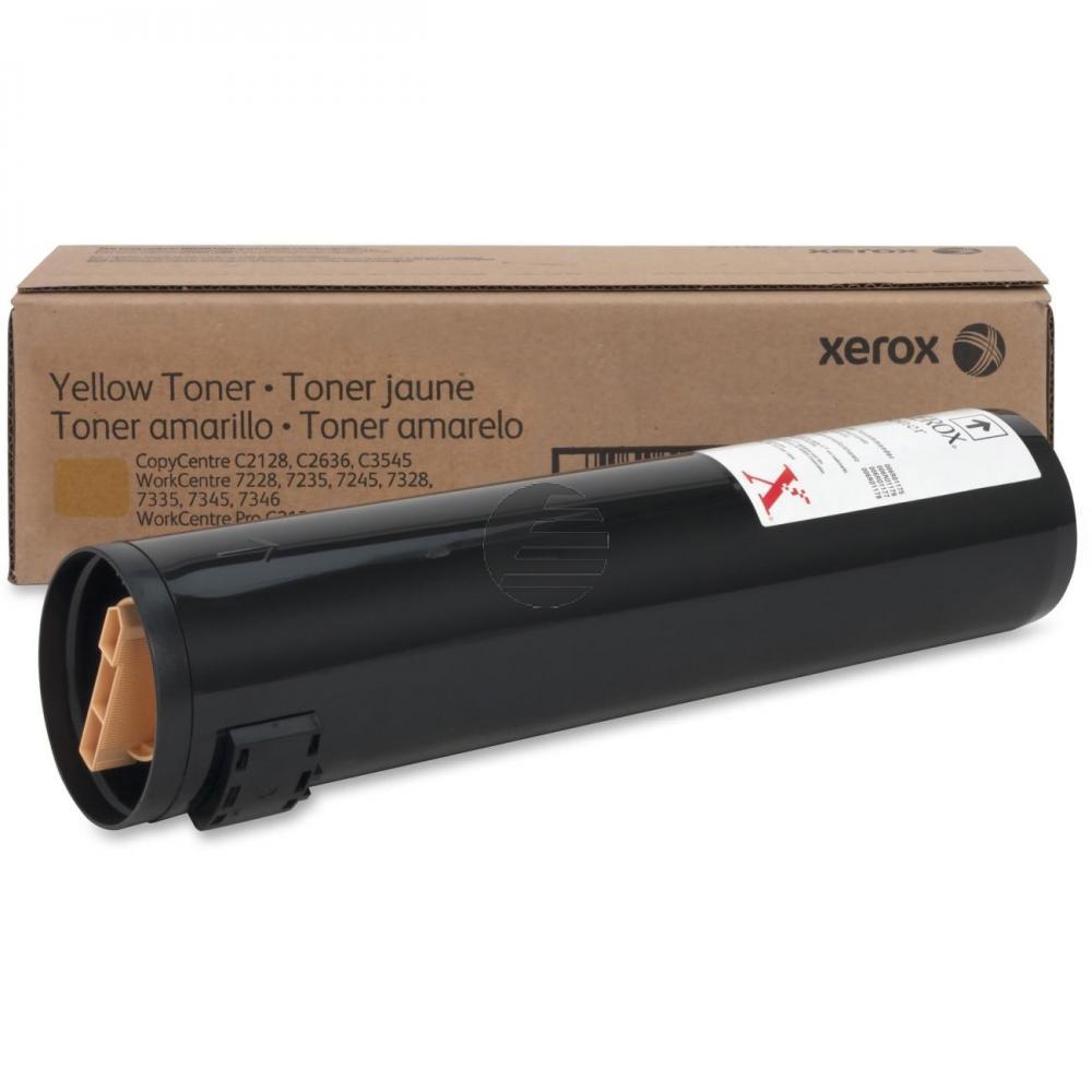 Xerox Toner-Kit gelb (006R01178)