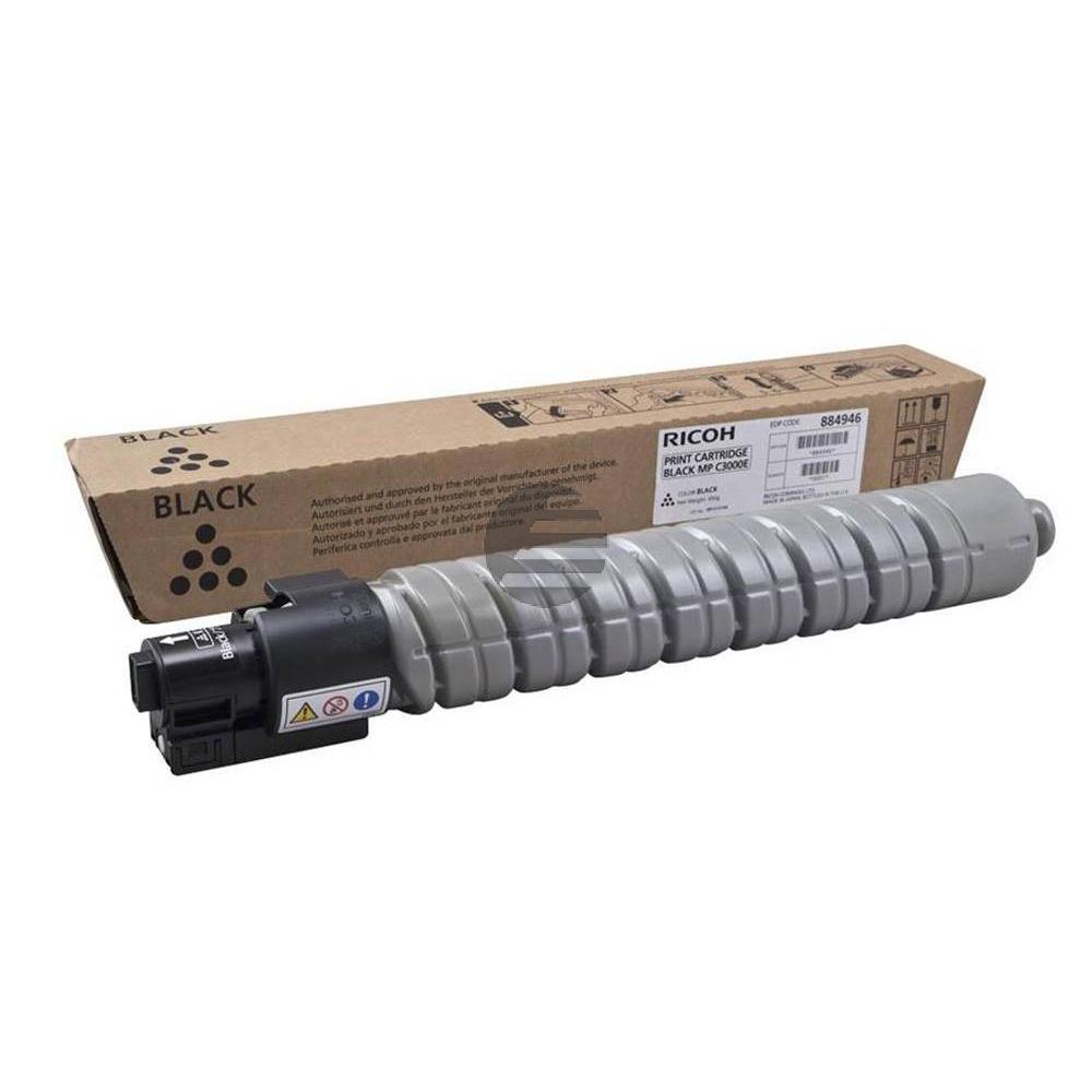 Ricoh Toner-Kit schwarz (884946, Type-MPC3000E)