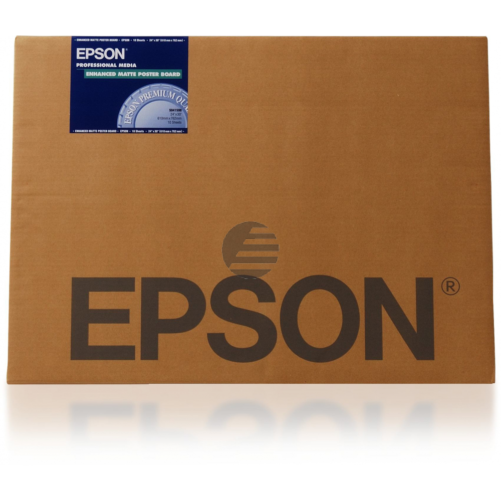 Epson Enhanced Matte Posterboard 24