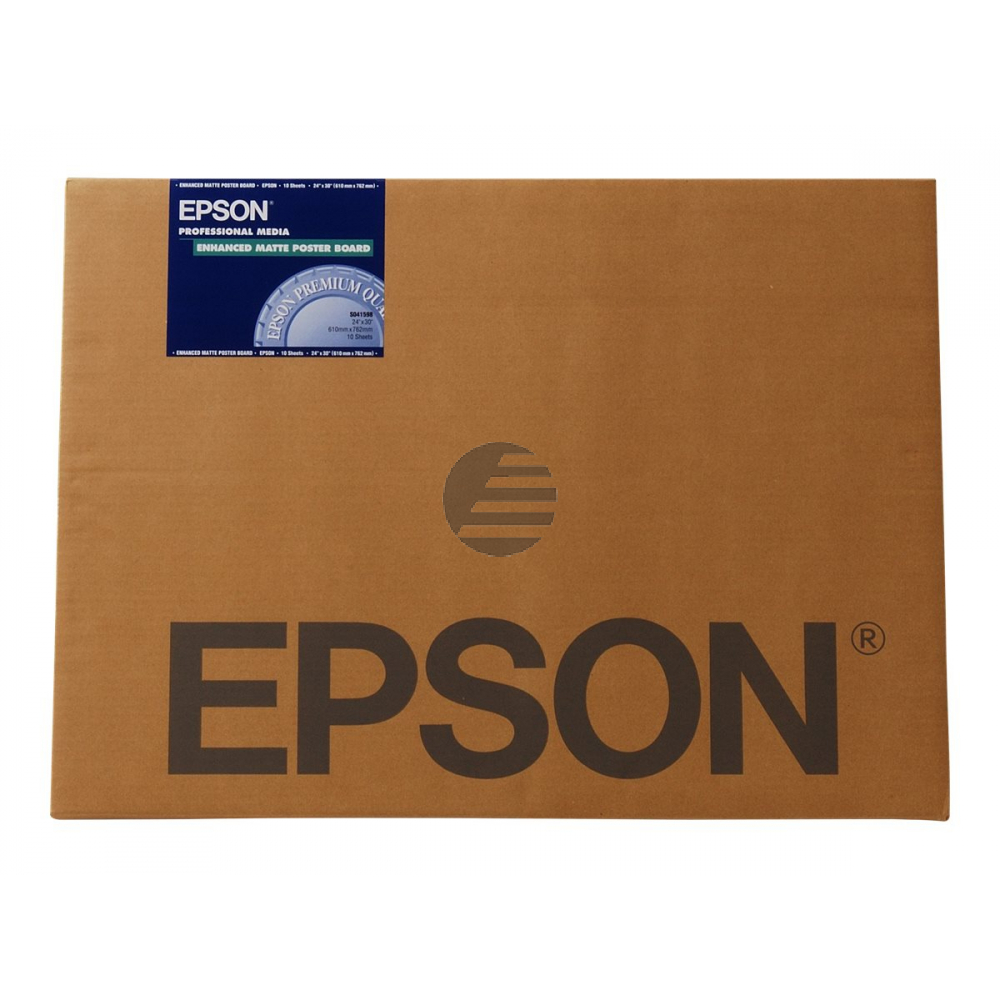 Epson Enhanced Matte Posterboard 30