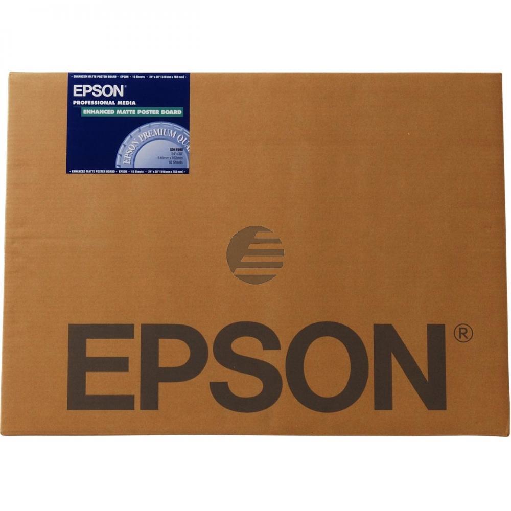 Epson Enhanced Matte Posterboard DIN A3+ weiß 20 Seiten (C13S042110)