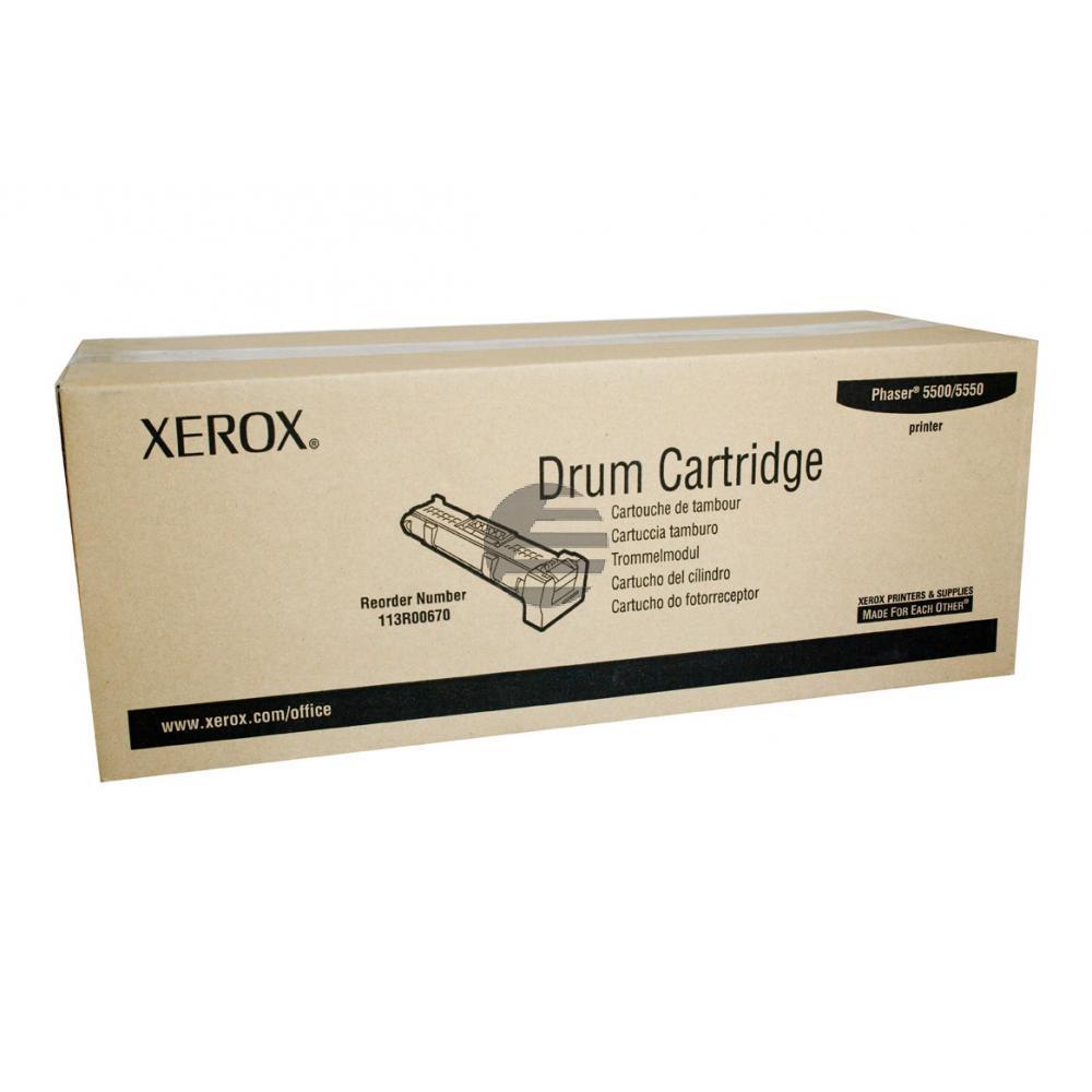 Xerox Fotoleitertrommel (113R00670)