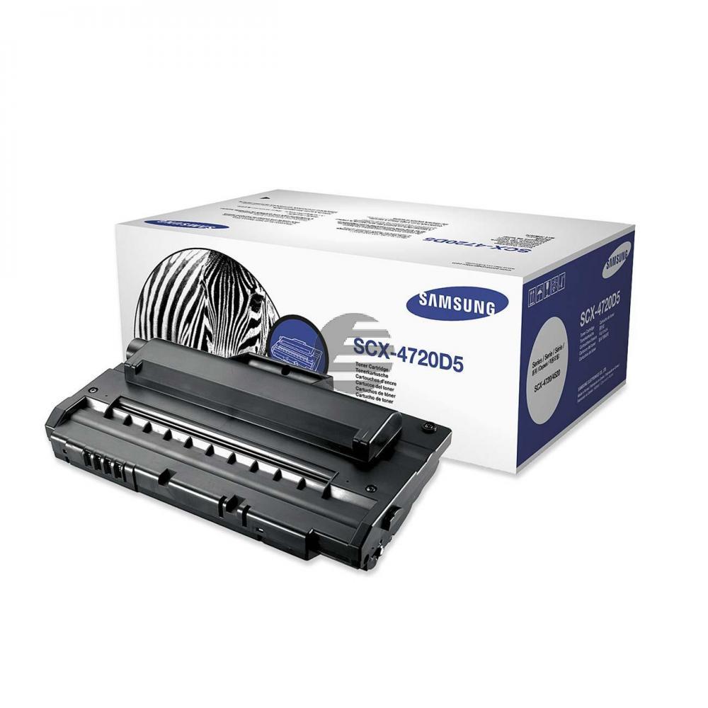 Samsung Toner-Kartusche schwarz HC (SCX-4720D5, 4720)