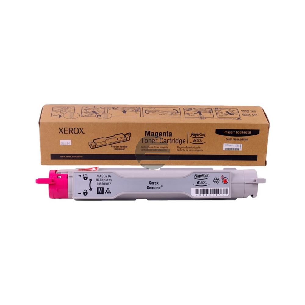 Xerox Toner-Kartusche magenta HC (106R01083)
