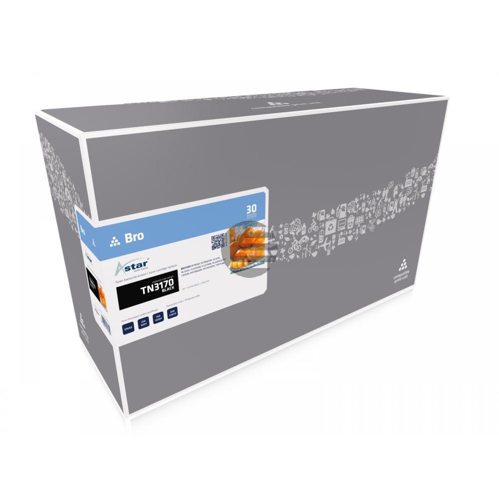 Astar Toner-Kit schwarz HC (AS10317) ersetzt TN-3170