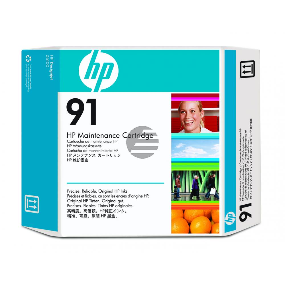 HP Maintenance-Kit (C9518A, 91)