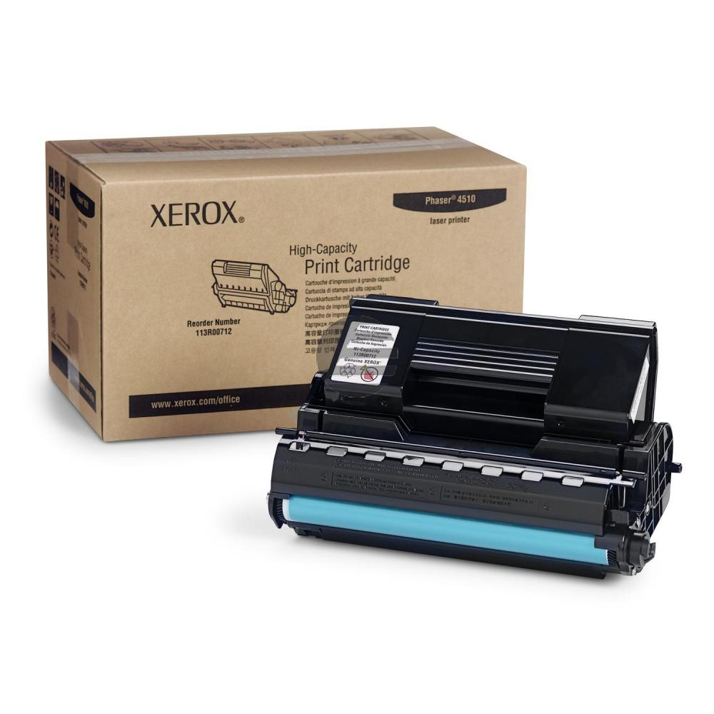 Xerox Toner-Kartusche schwarz HC (113R00712)
