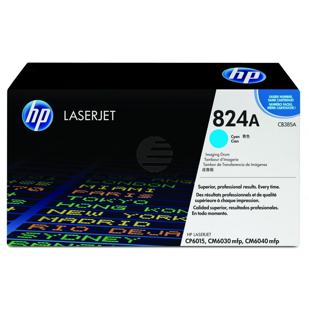 HP Fotoleitertrommel cyan (CB385A, 824A)