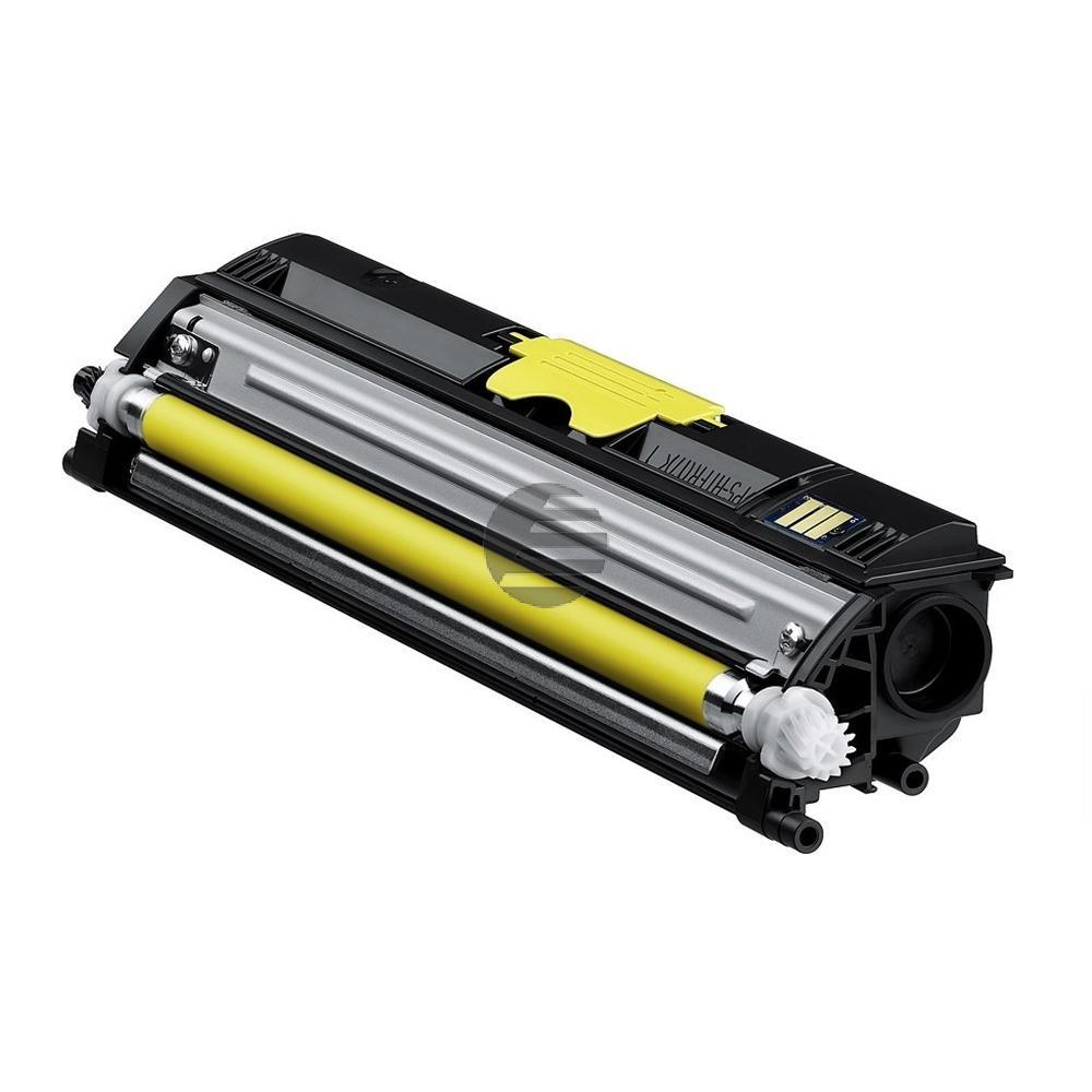 Konica Minolta Toner-Kartusche gelb (A0D7253)