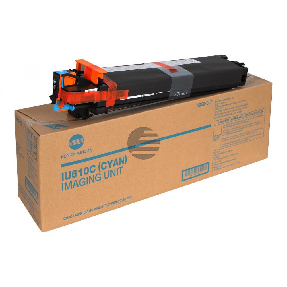 Konica Minolta Fotoleitertrommel cyan (A0600JF, IU-610C) ersetzt A0601JH