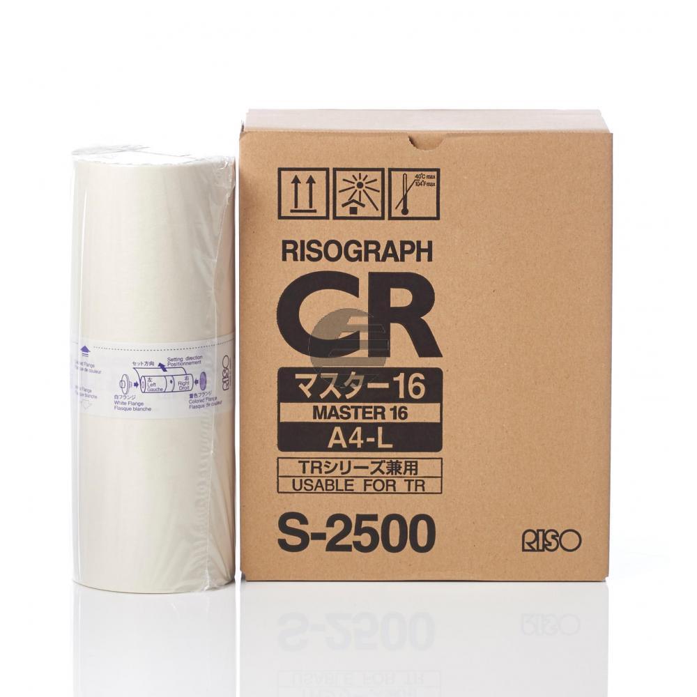 Riso Masterunit A4 (S-2500)