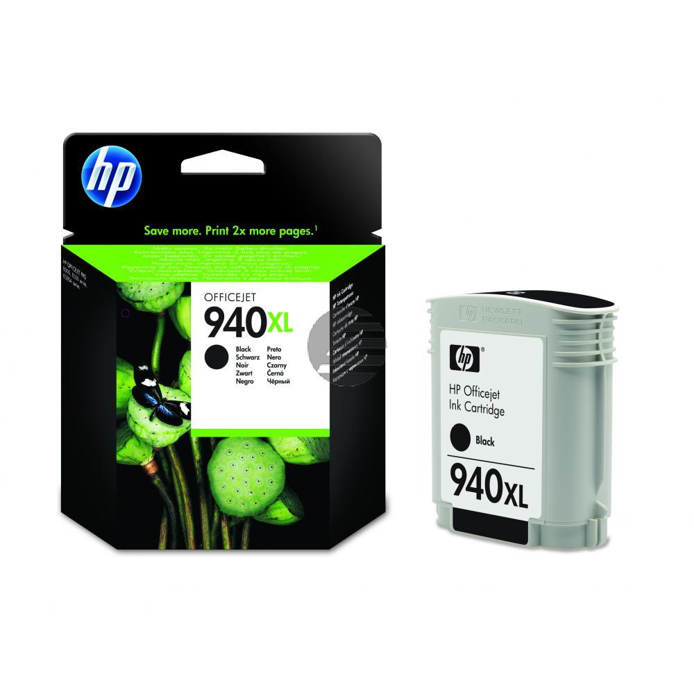 HP Tintenpatrone schwarz HC (C4906AE, 940XL)