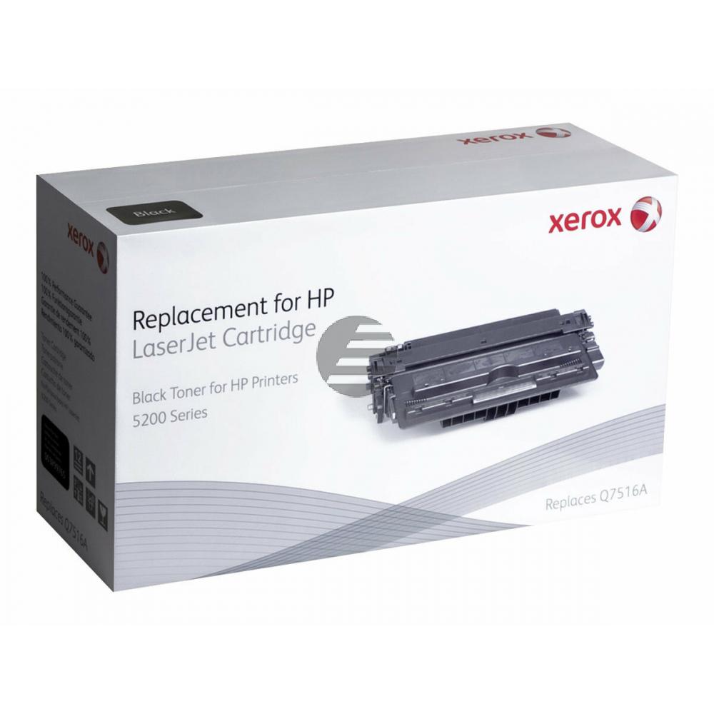 Xerox Toner-Kartusche schwarz (007R91460) ersetzt 16A, CRG-509