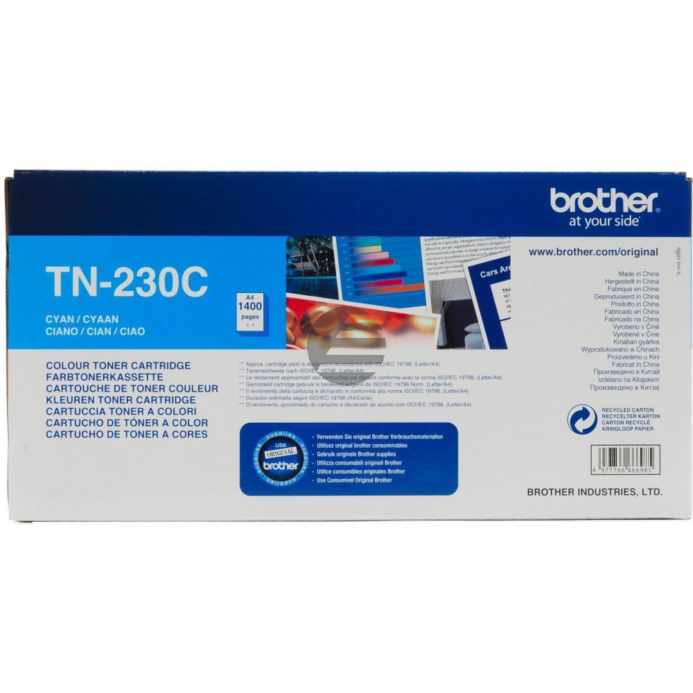 Brother Toner-Kit cyan (TN-230C)