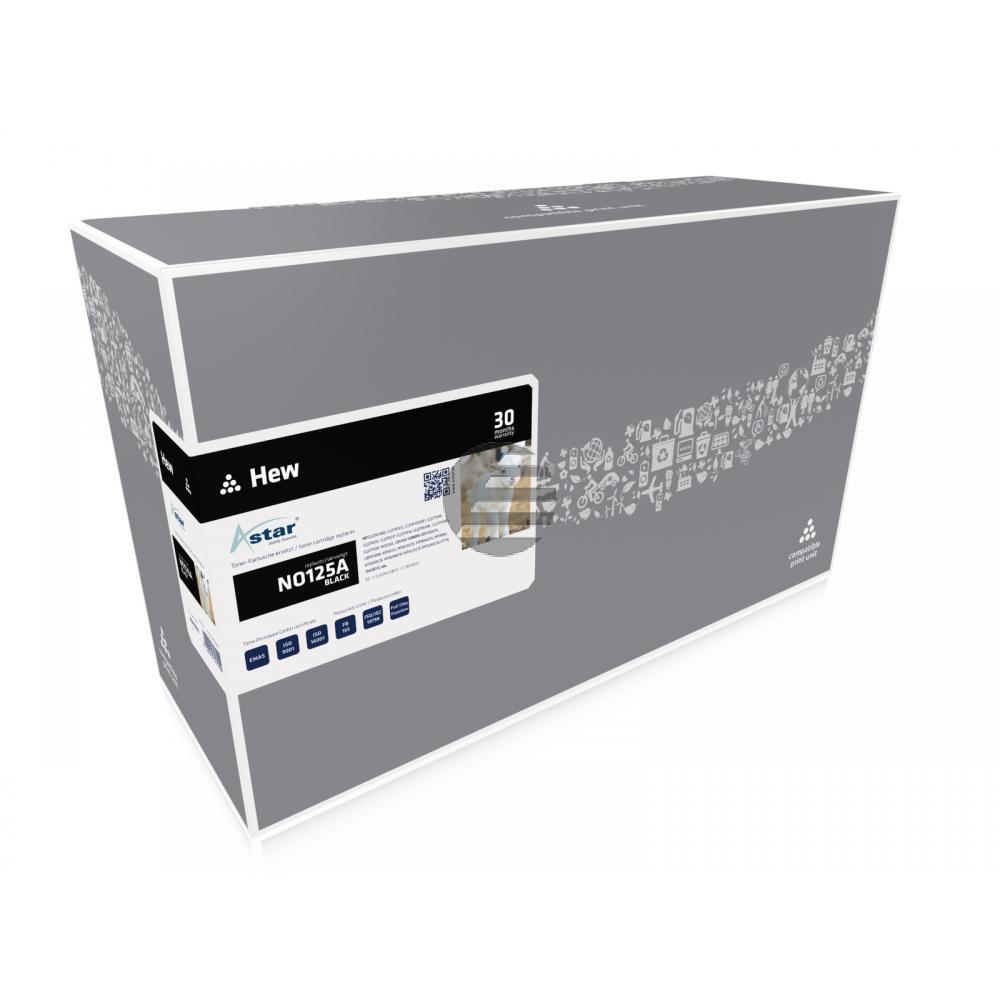 Astar Toner-Kartusche schwarz (AS11045) ersetzt 125A