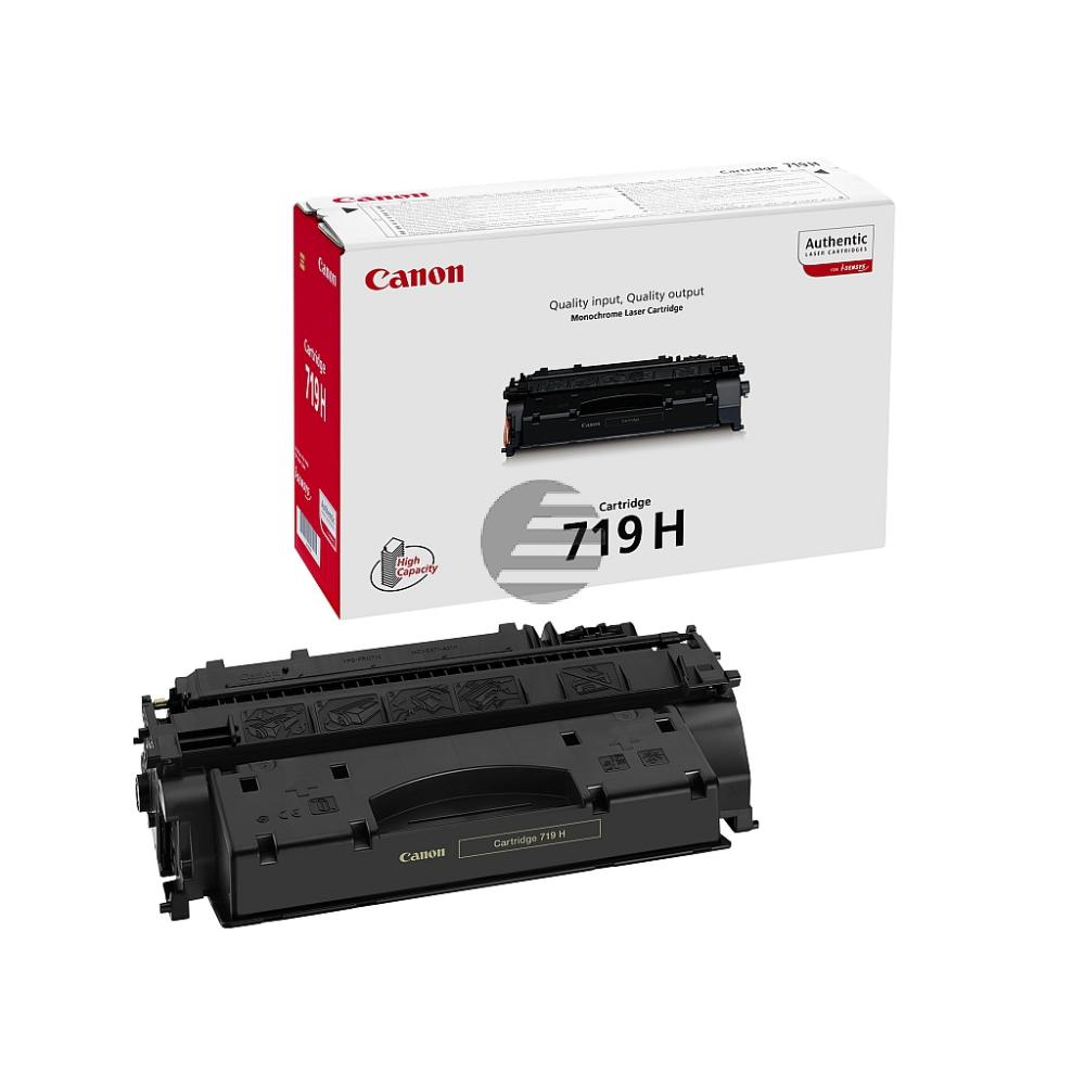 Canon Toner-Kartusche schwarz HC (3480B002, 719H)