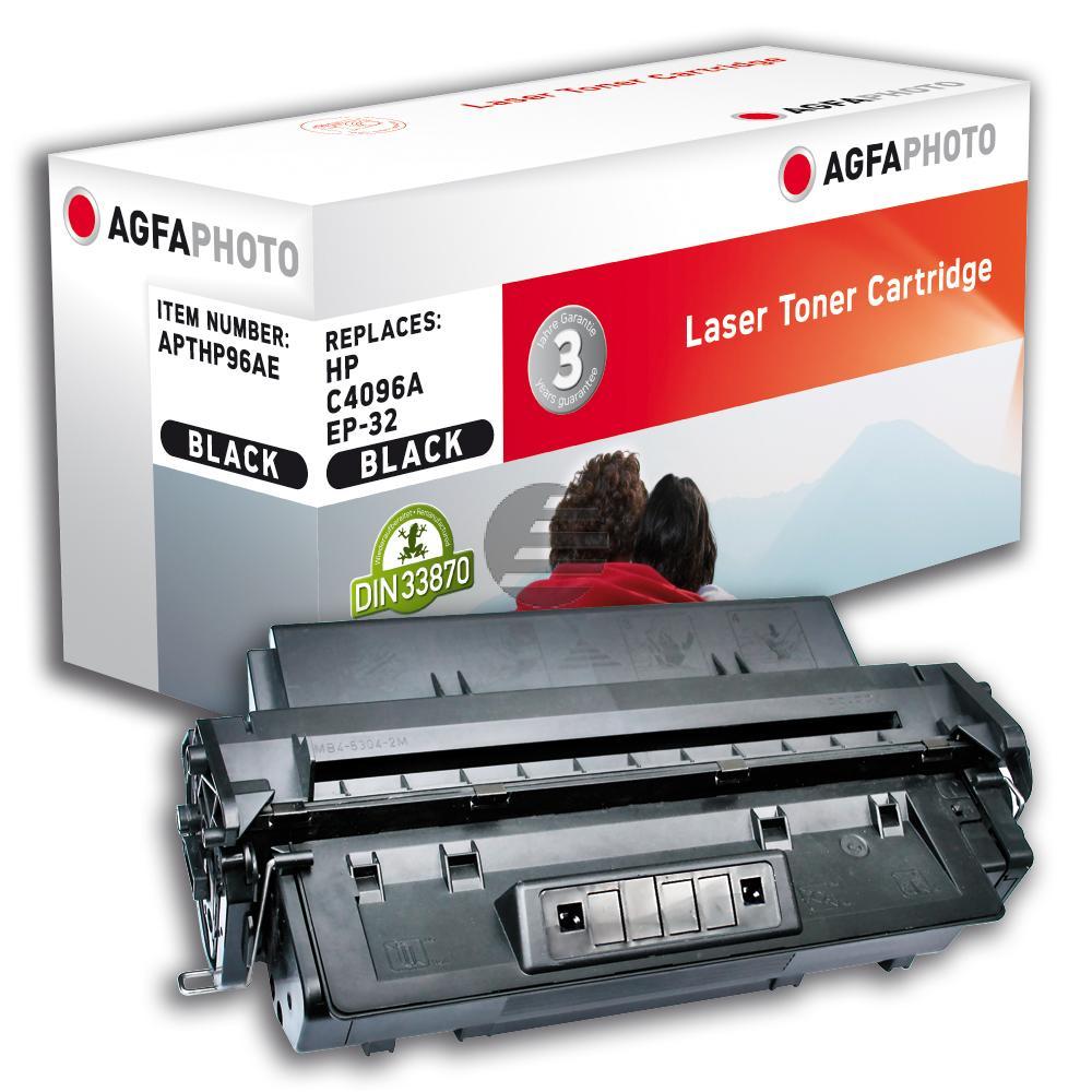 Agfaphoto Toner-Kartusche schwarz (APTHP96AE) ersetzt 96A, EP-32