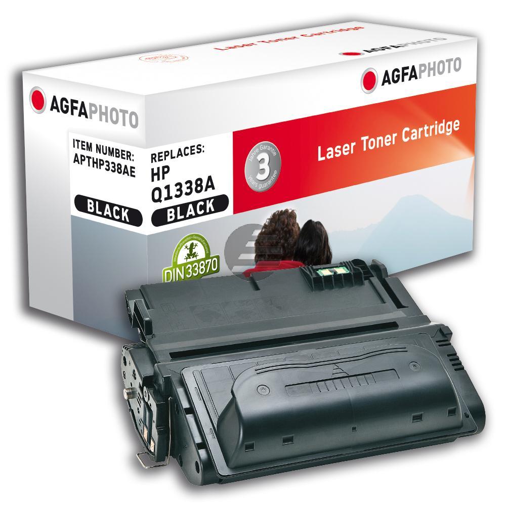 Agfaphoto Toner-Kartusche schwarz (APTHP38AE) ersetzt 38A