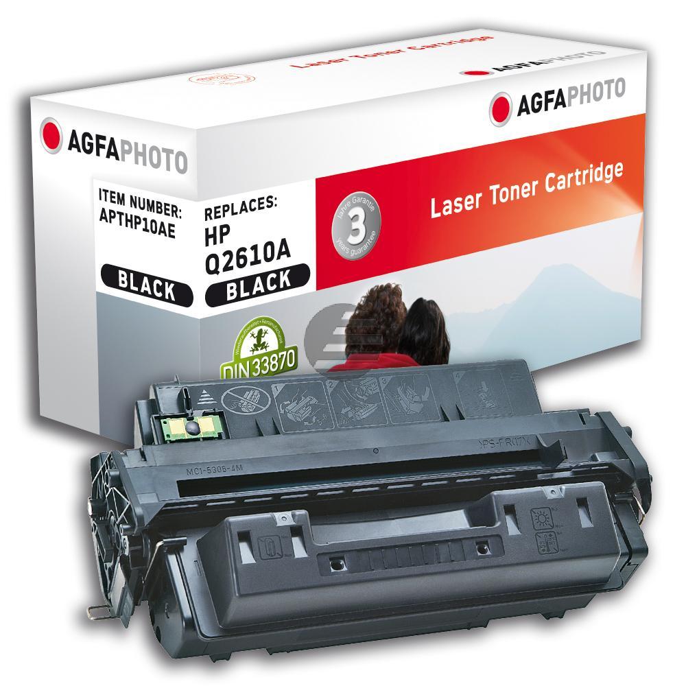 Agfaphoto Toner-Kartusche schwarz (APTHP10AE) ersetzt 10A