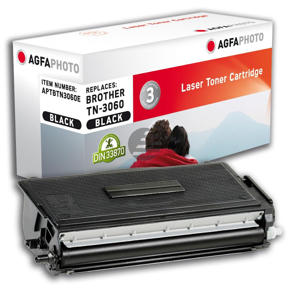 Agfaphoto Toner-Kit schwarz HC (APTBTN3060E) ersetzt TN-3060