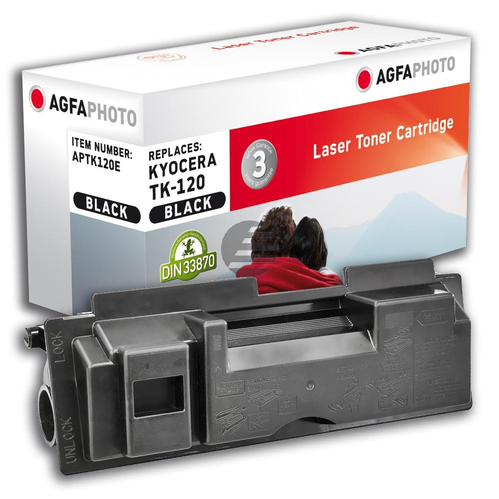 Agfaphoto Toner-Kit schwarz (APTK120E) ersetzt TK-120