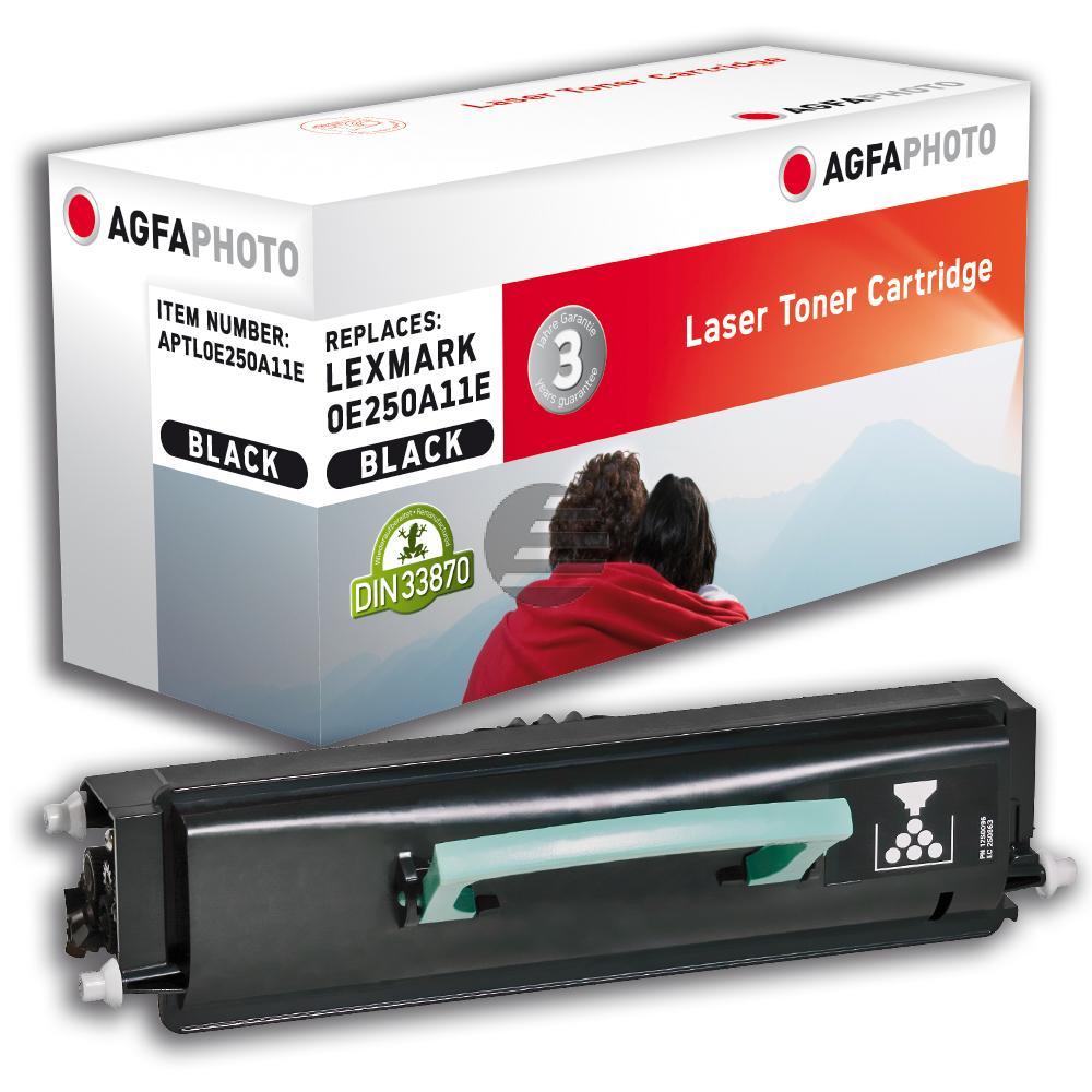 Agfaphoto Toner-Kartusche schwarz (APTL0E250A11E) ersetzt E250A21E