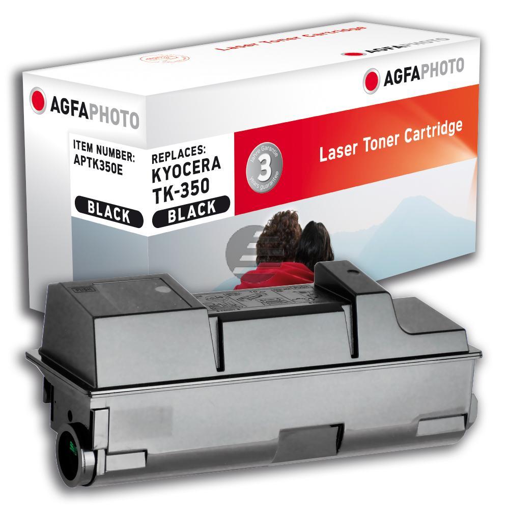 Agfaphoto Toner-Kit schwarz (APTK350E) ersetzt TK-350