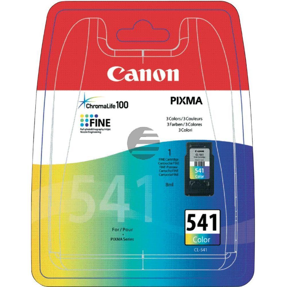 Canon Tintenpatrone cyan/gelb/magenta (5227B005, CL-541)