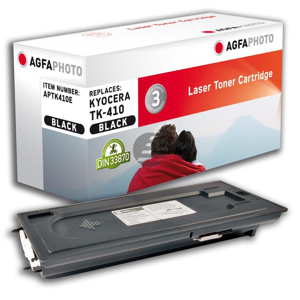 Agfaphoto Toner-Kit schwarz (APTK410E) ersetzt 370AM010, 068601890, TK-410