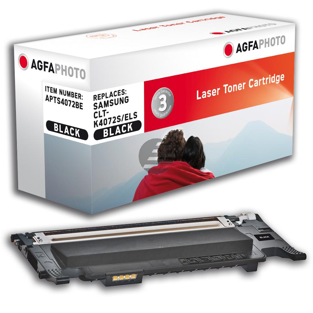 Agfaphoto Toner-Kartusche schwarz (APTS4072BE) ersetzt K4072S