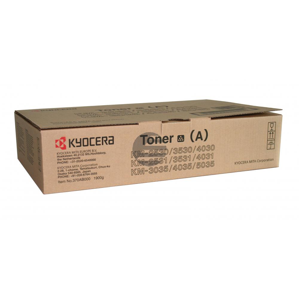 Kyocera Toner-Kit schwarz (370AB000)