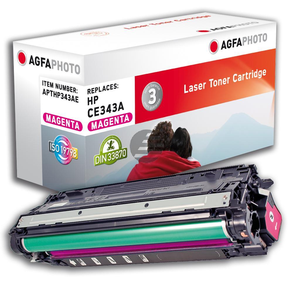 Agfaphoto Toner-Kartusche magenta (APTHP343AE) ersetzt 651A