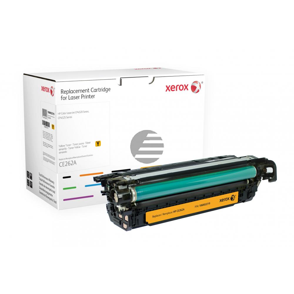 Xerox Toner-Kartusche gelb (106R02219) ersetzt 648A