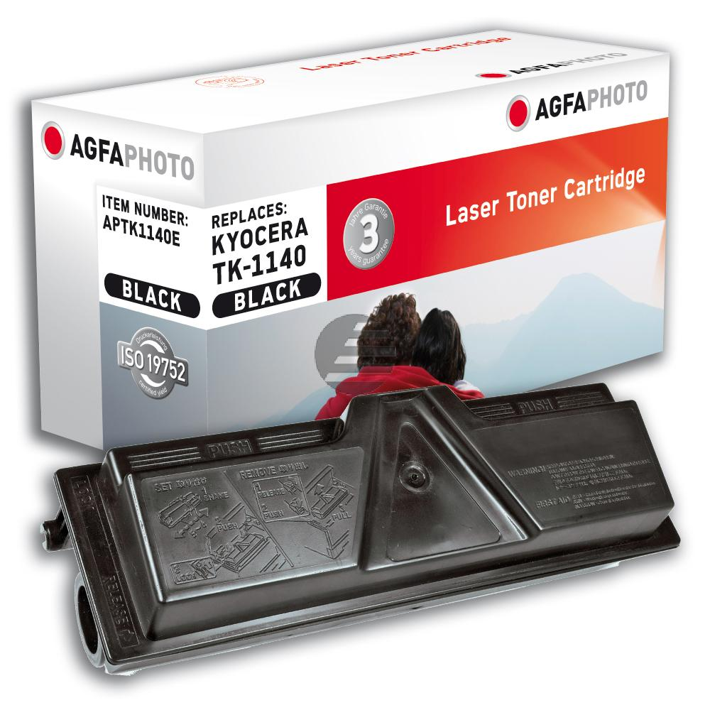 Agfaphoto Toner-Kit schwarz (APTK1140E) ersetzt TK-1140