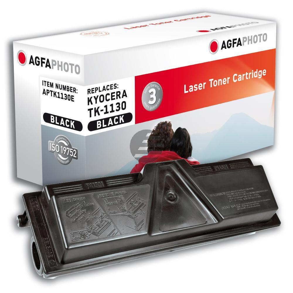 Agfaphoto Toner-Kit schwarz (APTK1130E) ersetzt TK-1130