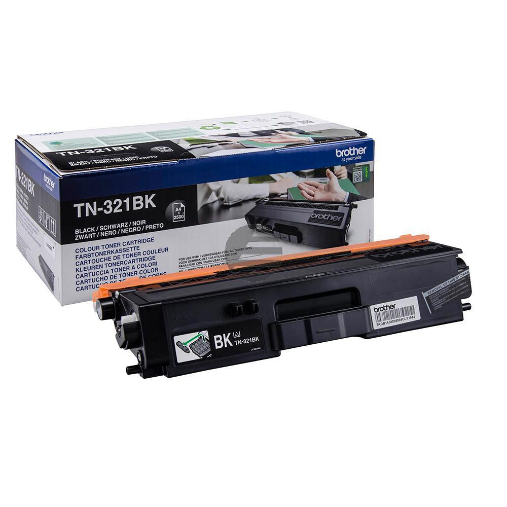 Brother Toner-Kit schwarz SC (TN-321BK)