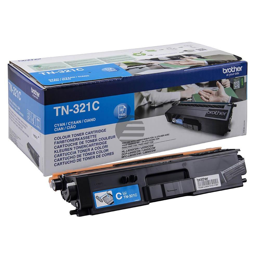 Brother Toner-Kit cyan SC (TN-321C)