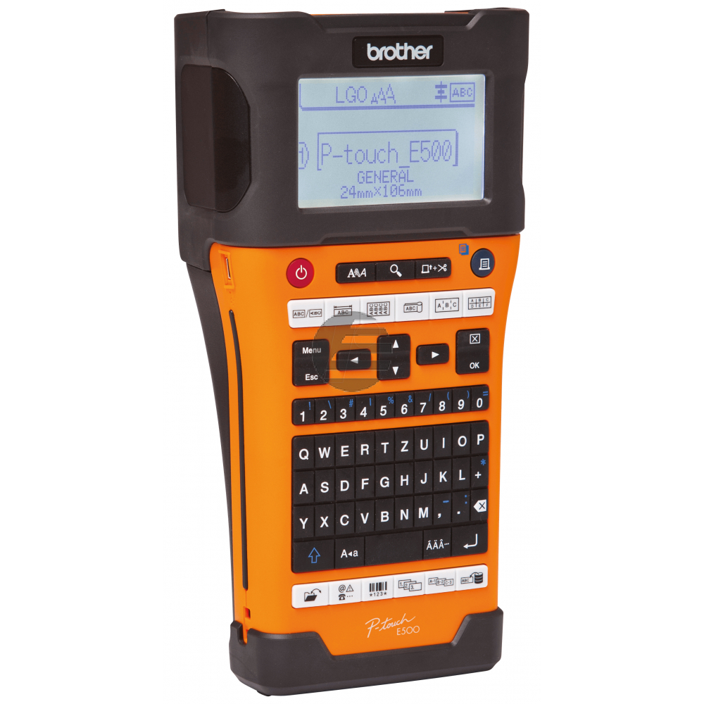 Brother P-Touch E 500 VP (PTE500VPG1)
