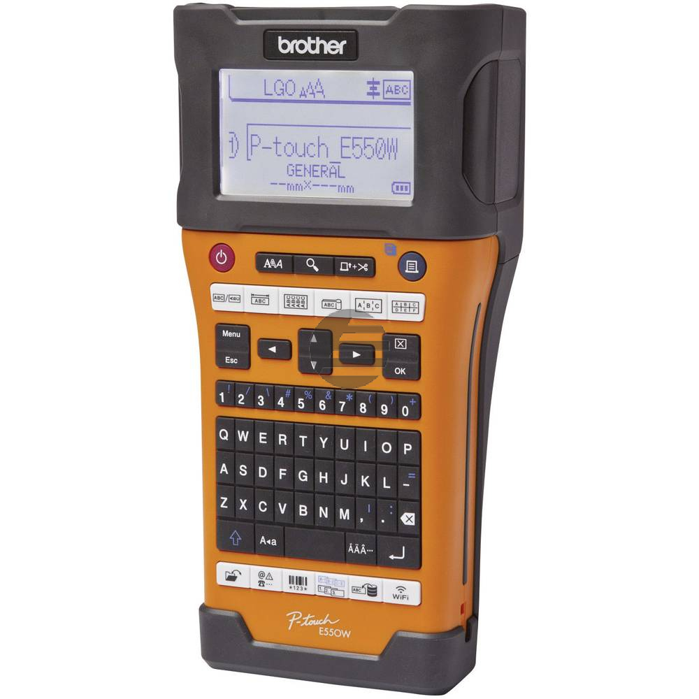Brother P-Touch E 550 WVP (PTE550WVPZG1)