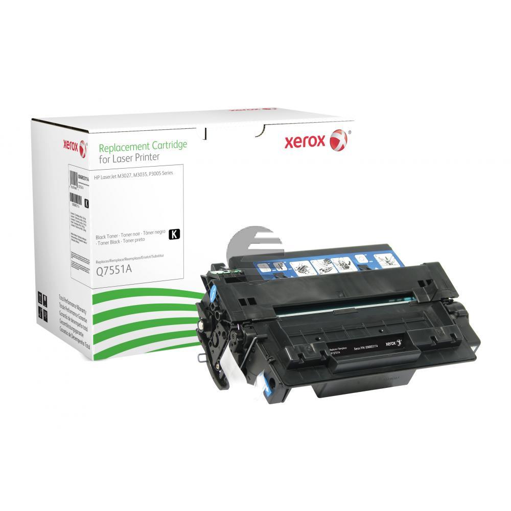 Xerox Toner-Kartusche schwarz (006R03114) ersetzt 51A