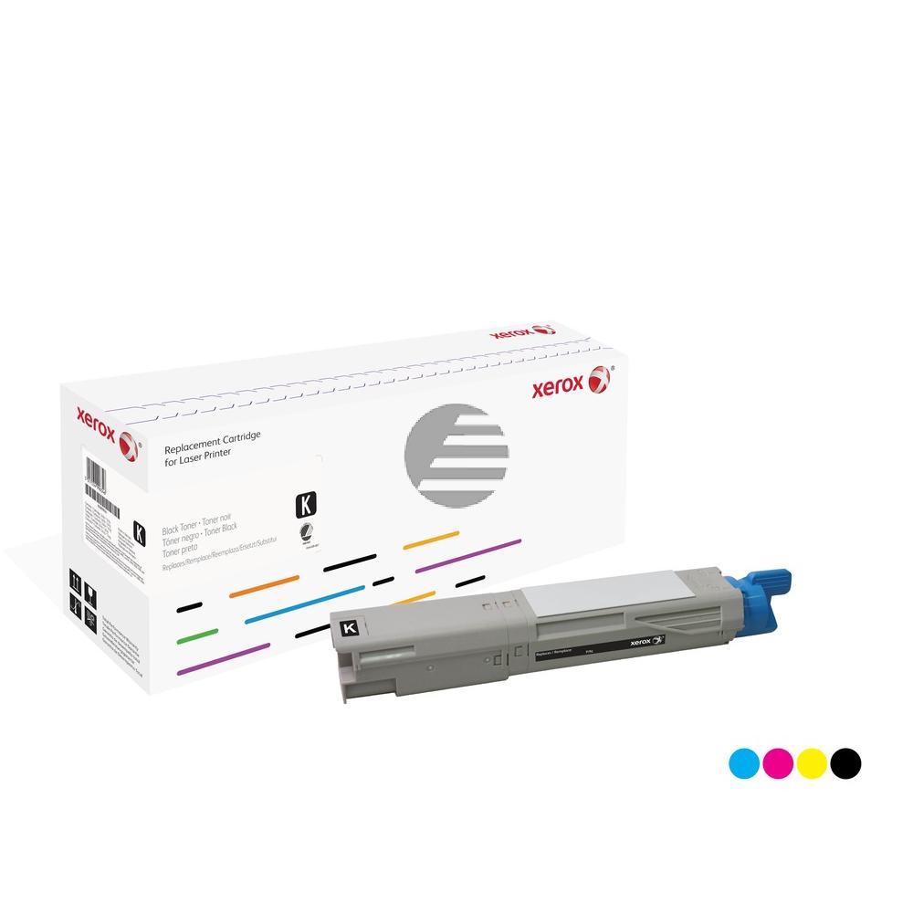 Xerox Toner-Kit magenta (006R03131) ersetzt 43459322