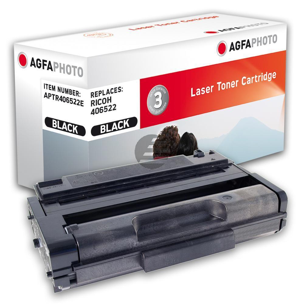 Agfaphoto Toner-Kartusche schwarz HC (APTR406522E) ersetzt TYP-SP3400HA